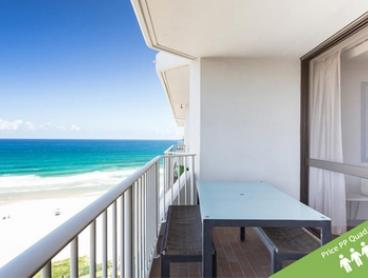 ✈ Gold Coast, QLD: From $355 Per Person Quad Share for a 7N Stay + Flights & Wine at Breakers North Surfers Paradise