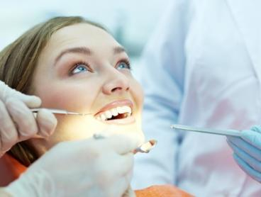 Dental Exam Package for One ($119) or Two People ($238) at Just Smiles Dentistry, Two Locations