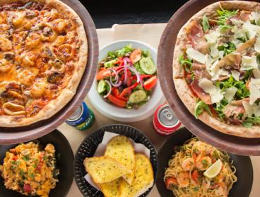 Authentic Italian Dining Experience with Drinks and BYO in Rozelle, Just $29 for Two People or $55 for Four People (Valued Up To $132)