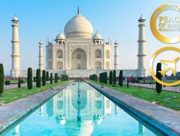 11-Day India Tour w/ Hotels, More
