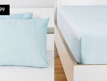 Sleep in Luxurious Comfort with this Massive Sale of Luxury Bedding Featuring a Range of Colours and Sizes From Just $9.99
