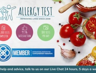 Food Intolerance Test: From $19 for One Person or $49 for Two People (Up to $140 Value)