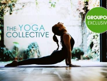 $19.99 for One Year of Unlimited Online Yoga from The Yoga Collective (Up to $163.88 Value)