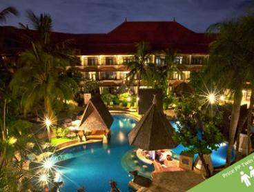 ✈ Nusa Dua, Bali: From $729 Per Person for a 7-Night Stay with Flights and Meals at 4* The Tanjung Benoa Beach Resort