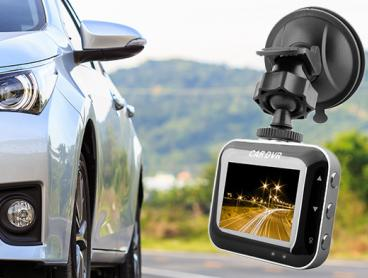 Drive with the Second Pair of Eyes with This HD Car Crash Camera! With a 120 Degree Viewing Angle to Record Any Potential Car Collisions or Accidents. Only $39