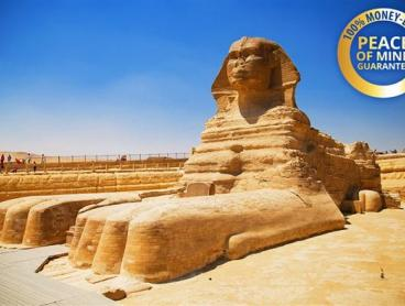 14 Day Egypt & Turkey Tour, Flights