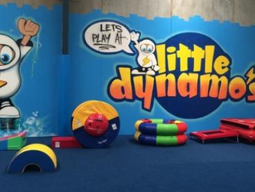 $8 for All-Day Entry for One Child at Little Dynamo's, Alexandria (Up to $17 Value)