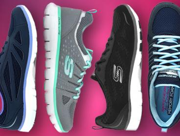 The Ultimates in Form and Function, Get a Comfy Pair of Runners for Everyday Wear with this Skechers Collection! From $39