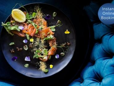 Two-Course ($69) or Three-Course Dinner for Two People ($89) at First Edition - Novotel Canberra (Up to $168 value)