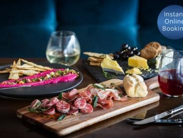 $29 for $50 or $55 for $100 To Spend on Food and Drinks at First Edition - Novotel Canberra