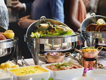 All-You-Can-Eat Weekday Buffet Lunch with Wine or Beer is Just $29 for Two People or $58 for Four People (Valued Up To $114)