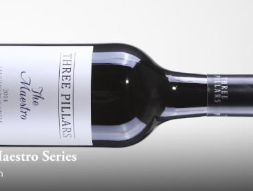 Celebrate the Gourmet Life with The Three Pillars The Maestro Langhorne Creek Cabernet Sauvignon 2014 Dozen Case! Only $69 (Valued at $216)
