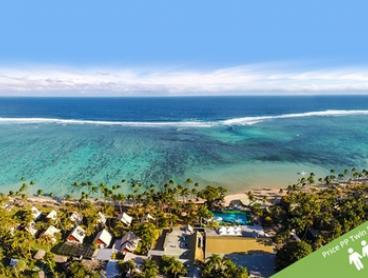 ✈ Fiji: From $799 Per Person for a 7-Night Escape with Flights, Breakfast and Massage at Fiji Hideaway Resort & Spa