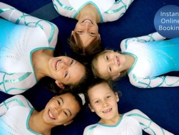 Children's Classes: From $15 for 1 or From $25 for 2 Children at Academy of Acrobatics and Gymnastics Intl (Up to $150)