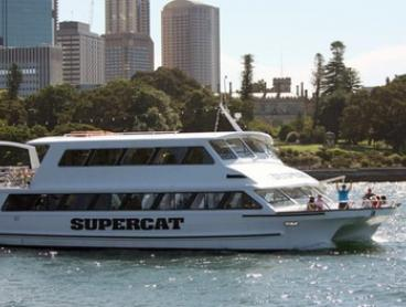 $29 for Two-Hour Sydney Harbour Lunch Cruise with Afloat Cruises International (Up to $49 Value)