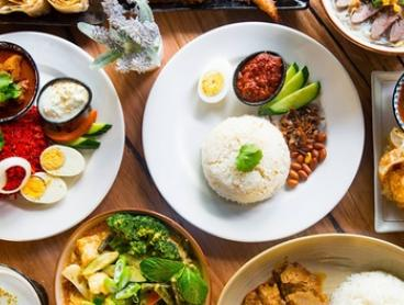 $39.99 for Three-Course Meal with Soft Drinks for Two People at Roti Bar (Up to $53.70 Value)