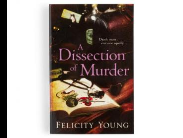 A Dissection of Murder Book