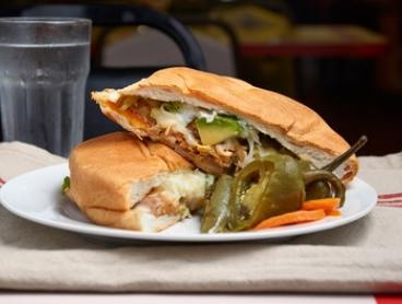 $6 for Sandwich with Water or Canned Drink at Splendid Sandwiches (Up to $12.50 Value)