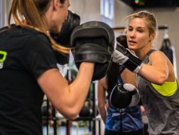 Five Class Pass for One ($8) or Two People ($12) at 12RND Fitness - 26 Locations, Nationwide (Up to $250 Value)