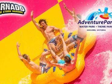 Adventure Park Geelong: $27 for Day Entry with Unlimited Rides (Up to $43.50 Value)