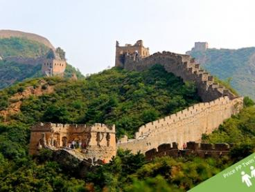 ✈ China: $1,399 Per Person for a 12-Night China Orient and Yangtze River Cruise with Flights