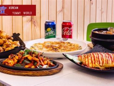 Up to 52% Off Korean Eats & Drinks