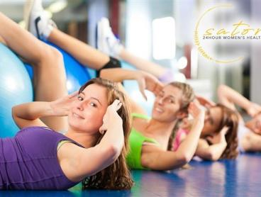 Gym Membership with Fitness Classes