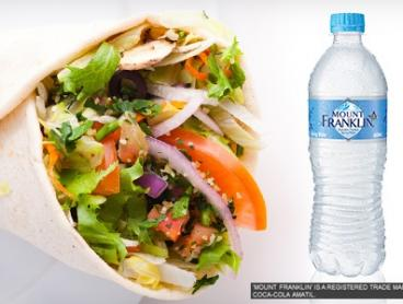 Pides or Gözleme with 450ml Drink: 1 ($10) or 2 of Each ($19) at Sunshine Kebabs, 2 Locations (Up to $35.80 Value)
