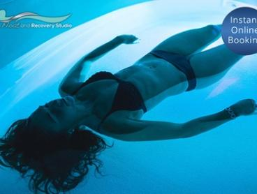 One-Hour Float Tank Session for One ($59) or Two People ($118) at Becalmed Float, Two Locations (Up to $150 Value)