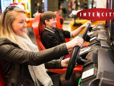 $9.99 for $20 to Spend on Video and Redemption Games at Intencity