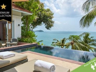 ✈ Phuket: From $1,379 Per Person for 7 Nights with Breakfast, Dinner, Massage and Spa at 5* Amatara Wellness Resort