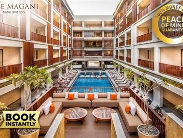 Award-Winning Legian Luxury for Two
