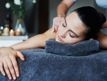 $39 for Full-Body Relaxation or Remedial Massage at Luxuria Salon (Up to $70 Value)