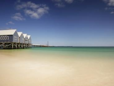 Margaret River Region, Busselton: 3-Night Stay for 4 or 6 with Late Check-Out and Tennis Hire at Broadwater Resort