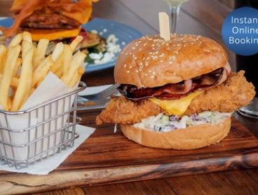 Lunch and Soft Drink for One ($12), Two ($22) or Four ($44) at Clovelly Social House (Up to $96 Value)