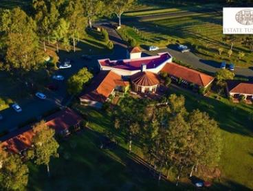Hunter Valley: Two- or Three-Night Getaway for Two with Wine Tour, Food Credit, and Canapes at Estate Tuscany-Pokolbin