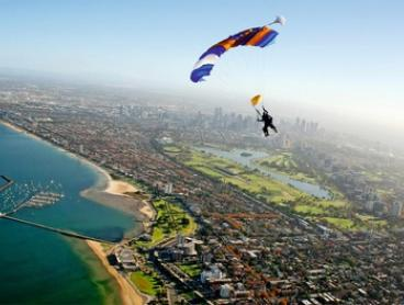 From $214 (Plus $35 APF and Administration Levy) for a Tandem Skydive from Up to 15,000ft with Skydive Australia