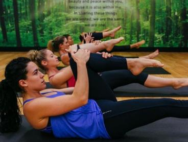 Choice of Fitness Classes for One ($17) or Two People ($32) at Pure Health Clubs (Up to $418 Value)