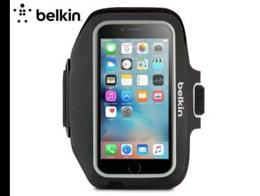 Belkin Sport-Fit Armband For iPhone 7 Plus - Black