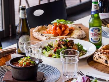 Credit to Spend on Italian Food and Drinks in Kingsgrove - Get $60 to Spend for $29, $100 to Spend for $49, $150 to Spend for $69, or $200 to Spend for Just $95!