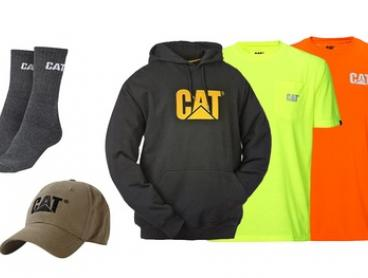 From $16.95 for Assorted CAT Men's Workwear Clothes and Accessories (Don't Pay Up To $79.95)