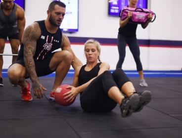 Four Weeks of Group Training for One ($19) or Two People ($35) at F45 Training, North Adelaide (Up to $528 Value)