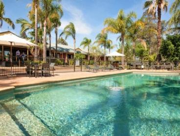 Hunter Valley, Pokolbin: 1 or 2 Nights for Two with Wine, Cheese Tasting and Late Check-Out at Pokolbin Village