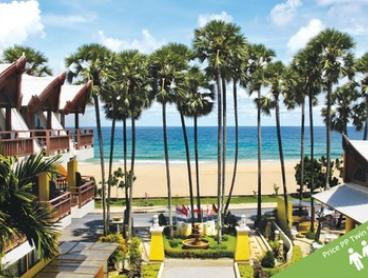 ✈ Phuket: From $659 Per Person for a 7-Night Stay with Breakfast, Dinner and Flights at 4* Woraburi Phuket Resort & Spa