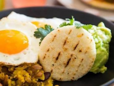 Breakfast and Coffee for One ($13), Two ($25) or Four People ($49) at Buenos Dias (Up to $104 Value)