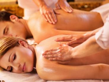 $255 for 2.5-Hour Couples Pamper Package at Izumi (Up to $455 Value)