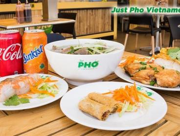 Save on a 2-Course Vietnamese Feast