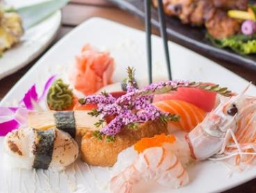 Six-Course Japanese Feast for Two (From $49) or Four People (From $98) at Nobori Japanese Restaurant (From $98 Value)