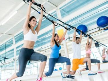 One Month of Unlimited Group Training Classes for One ($19) or Two People ($35) at FitLane (Up to $424 Value)
