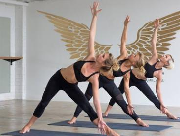 Yoga, Pilates, Barre, Cycle and Fitness Classes at Luxe Yoga Coffee Lounge (Up to $230 Value)